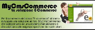Services > Sale to the detail: Mycmscommerce - La soluzione E-commerce: Mycmscommerce - La soluzione E-commerce