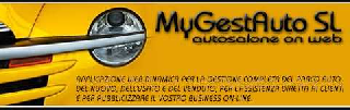 Services > Vente au détail: Mygestauto Sl - Autosalone on web: Mygestauto Sl - Autosalone on web